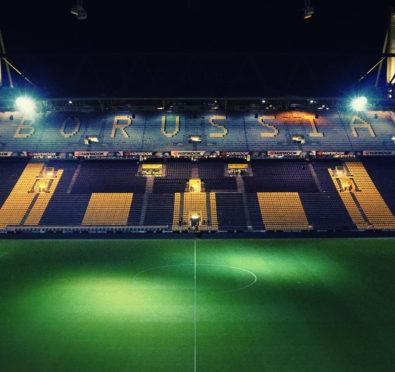 Höhenflug der Borussia, besonders an der Börse