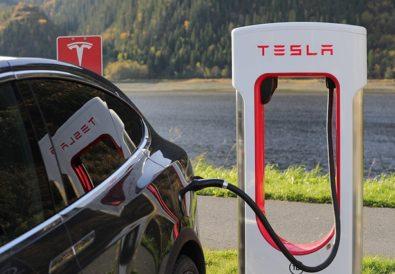 Elon Musk und sein Tesla